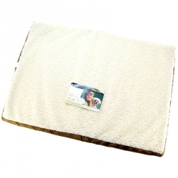 Petmate Ortho Pet Bed Gusseted Image