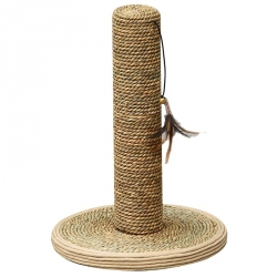 Pet Pals Seagrass Scratching Post for Cats Image