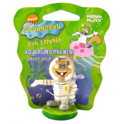 Penn Plax Spongebob Sandy Ornament Image