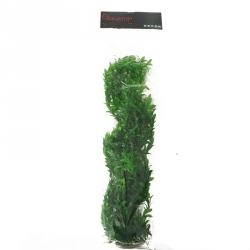 Aquatop Broad Leaf Aquarium Plant - Dark Green Image