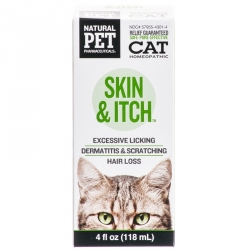 Skin & Itch for Cats Image