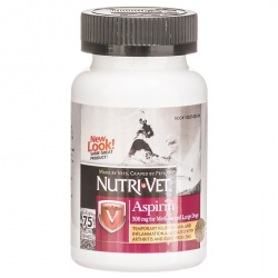 Nutri-Vet Aspirin for Medium and Large Dogs Image