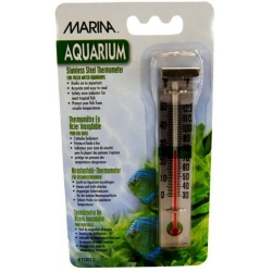 Marina Stainless Steel Thermometer Image