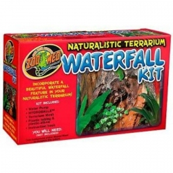 Zoo Med Naturalistic Terrarium Waterfall Kit Image