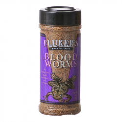Flukers Freeze Dried Bloodworms Image