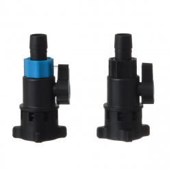 Penn Plax Flow Control Valve Replacement Set for Cascade Canister Filter Image