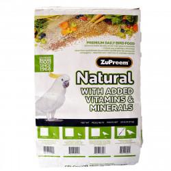 Zupreem Natural Bird Food For Large Birds Image