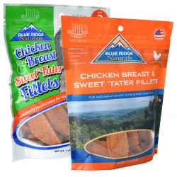 Blue Ridge Naturals Chicken Breast and Sweet Tater Fillets Image