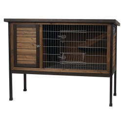 Kaytee Premium One Story Rabbit Hutch Image