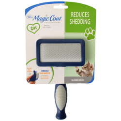 Magic Coat Cat Care Gentle Slicker Brush Image