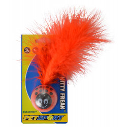 Petsport Kitty Freak Cat Toy - Assorted Colors Image