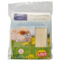 Lixit Cozy Nest Natural Cotton Bedding Image