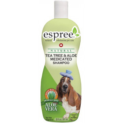 Espree Tea Tree & Aloe Medicated Shampoo Image