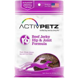 ActivPetz Beef Jerky Hip & Joint Formula Dog Treats Image
