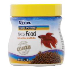 Aqueon Color Enhancing Betta Food Image