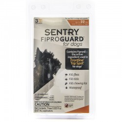 Sentry FiproGuard for Dogs Image