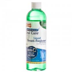 Nylabone Advanced Oral Care Liquid Breath Freshener for Cats & Dogs Image