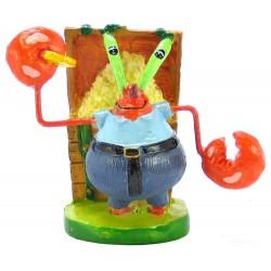 Penn Plax Spongebob Mr Krabs Ornament Image