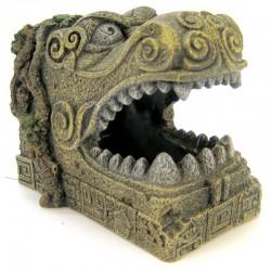 Exotic Environments Serpent Head Tomb Ornament Image