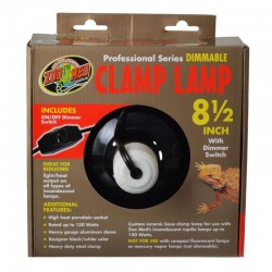Zoo Med Professional Series Dimmable Clamp Lamp Image