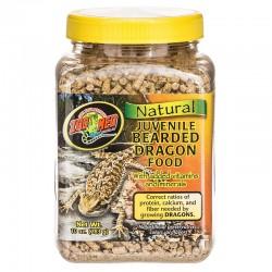 Zoo Med Natural Juvenile Bearded Dragon Food Image