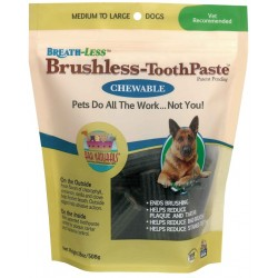 Ark Naturals Breath-Less Brushless Toothpaste - Medium/Large Image