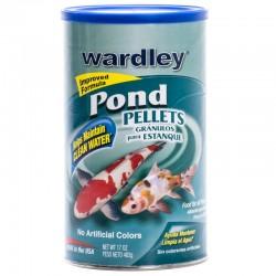 Wardley Pond Pellets for all Pond Fish Image
