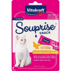 VitaKraft Chicken Souprise Lickable Cat Snack Image