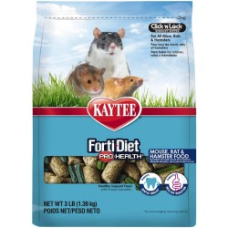 Kaytee Forti Diet Pro Health Healthy Support Diet - Mouse, Rat & Hamster Food Image