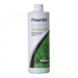 Seachem Flourish Planted Aquarium Supplement Image