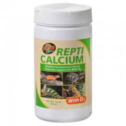 Zoo Med Repti Calcium with D3 Image