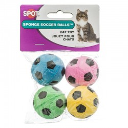 Spot Sponge Soccer Balls Image