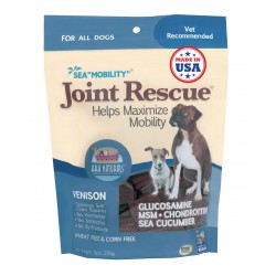 Ark Naturals Sea Mobility Joint Rescue Venison Jerky Image