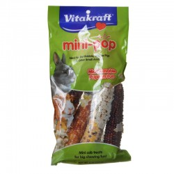 Vitakraft Mini-Pop Indian Corn Treat for Small Animals Image