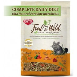 Kaytee Food From The Wild Chinchilla Image