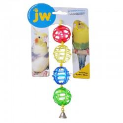 Lattice Chain Bird Toy Image