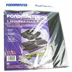 Pondmaster Reusable Foam Filter Pads Image