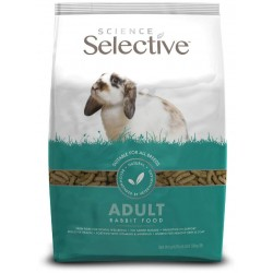 Supreme Science Selective Adult Rabbit Food Image
