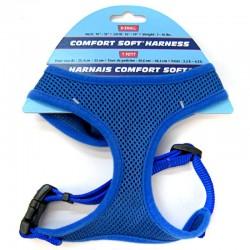 Coastal Pet Comfort Soft Harness - Blue Image