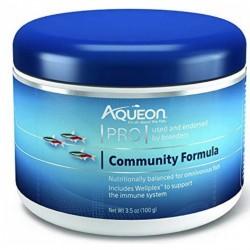 Aqueon Pro Community Formula Pellet Food Image