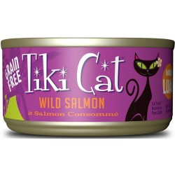 Tiki Cat Wild Salmon Cat Food Image
