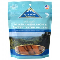 Blue Ridge Naturals Alaskan Salmon and Sweet Tater Fillets Image