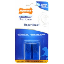 Nylabone Advanced Oral Care Finger Brush Image