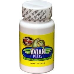 Zoo Med Avian Plus Bird Vitamin Supplement Image