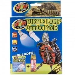 Zoo Med Turtle Lamp Combo Pack Image