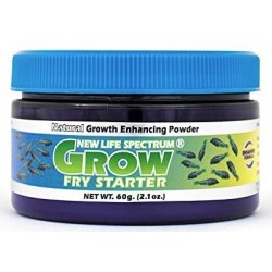 New Life Spectrum Grow Fry Starer Natural Growth Enhancing Diet Small Pellet Image