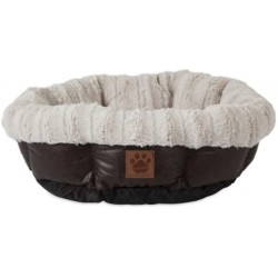 Precision Pet Snoozzy Rustic Luxury Pet Bed  Image