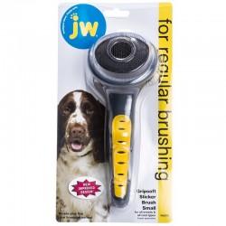 JW GripSoft Slicker Brush Image