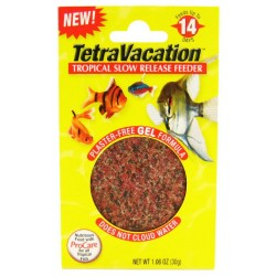 TetraVacation Tropical Slow Release Feeder - 14 Days Image