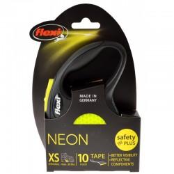 Flexi New Neon Retractable Tape Leash Image